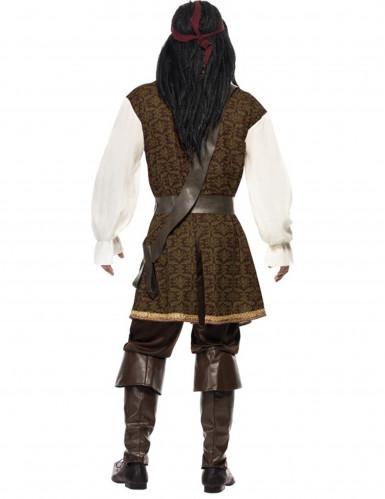 Braunes Piraten-Kostüm für Herren-2