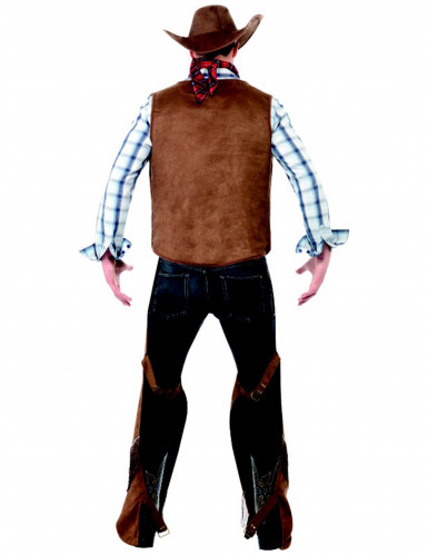 Wilder Westen Cowboy-Kostüm für Herren-2