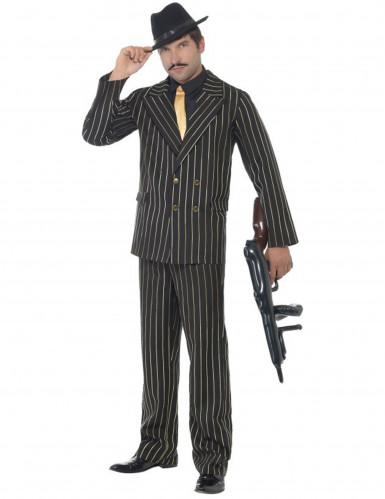 Charleston Gangster-Kostüm für Herren
