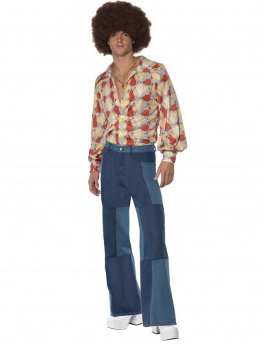 70er-Jahre Disco-Kostüm für Herren