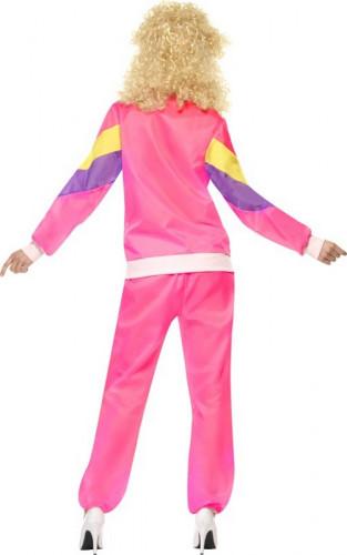 Sportliches 80er-Jahre-Kostüm für Damen-2