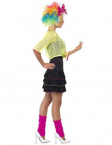 80er-Jahre Pop-Kostüm für Damen-1