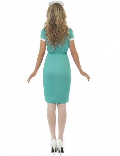 Arzthelferinnen-Kostüm für Damen-2