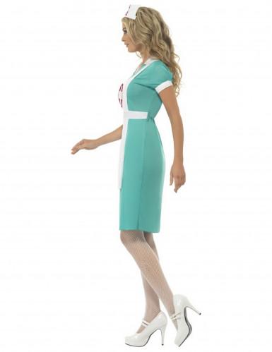 Arzthelferinnen-Kostüm für Damen-1