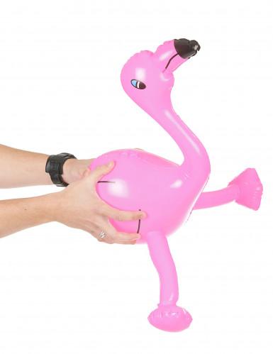 Aufblasbarer rosa Flamingo-1