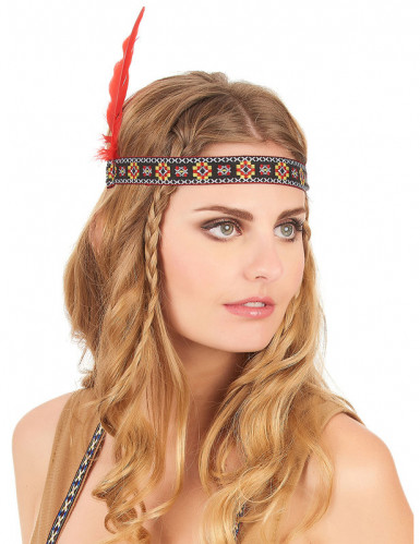 Indianer Kopfbedeckung-1