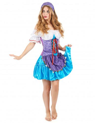 Edles Bohemien-Kostüm für Damen