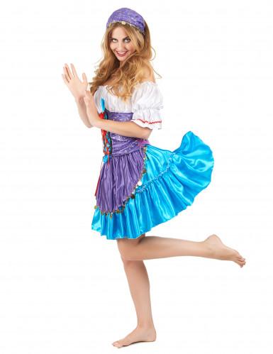 Edles Bohemien-Kostüm für Damen-1