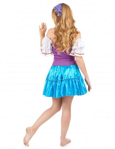 Edles Bohemien-Kostüm für Damen-2