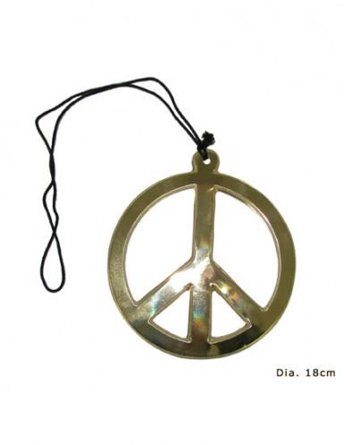 Große Hippie-Halskette