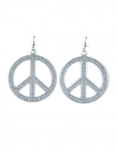 Hippie-Ohrringe
