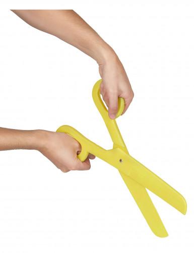 Gelbe Riesen-Schere-1