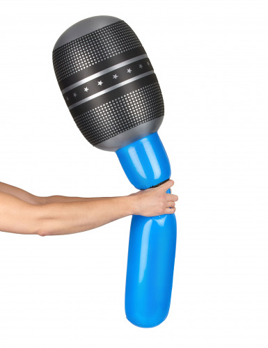 Aufblasbares Mikrofon-1
