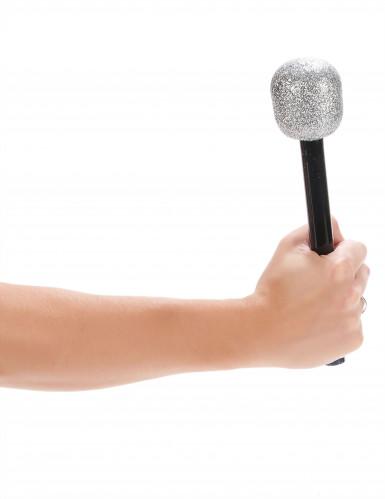 Silbernes Mikrofon für begnadete Sänger-1