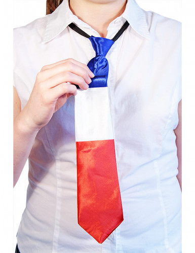 Frankreich-Krawatte-1