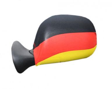 Deutschland Außenspiegel-Flagge