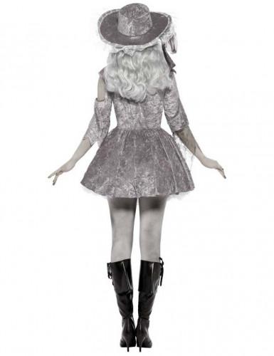 Halloween Piraten-Geister-Kostüm für Damen-2