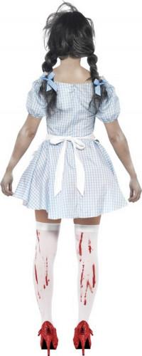 Halloween Zombie-Rotkäppchen-Kostüm für Damen-2