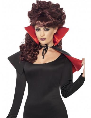 Halloween Mini Vampir-Umhang für Erwachsene
