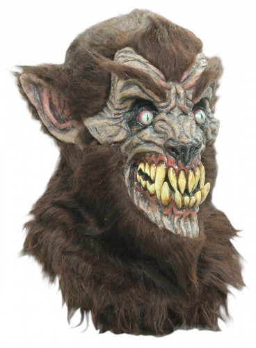 Halloween Werwolf-Maske für Erwachsene
