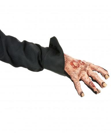 Halloween gruselige Zombie-Handschuhe für Erwachsene-1