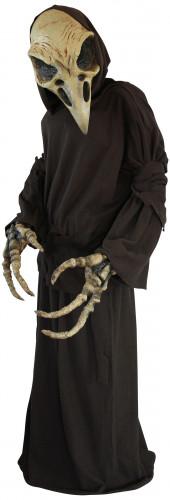 Halloween Skelett-Geier Deko