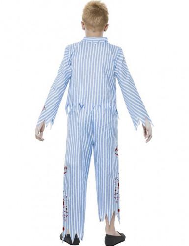 Halloween Zombie-Pyjama-Kostüm für Jungen-2