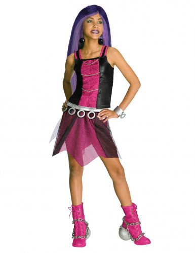 Kostüm Spectra Vondergeist Monster High™ für Mädchen - violett