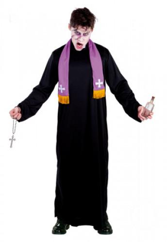 Pater Karras Der Exorzist™ - Kostüm für Herren