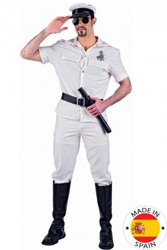 Sexy Polizisten-Striptease-Kostüm für Herren
