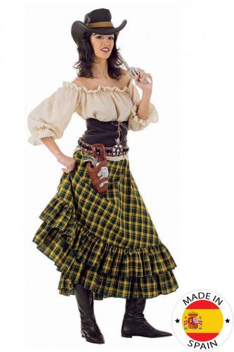 Cowgirl-Kostüm für Damen