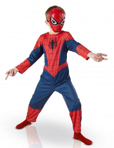 Ultimate Spiderman™-Kostüm für Jungen-1
