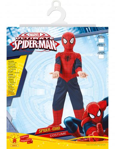 Ultimate Spiderman™-Kostüm für Jungen-2