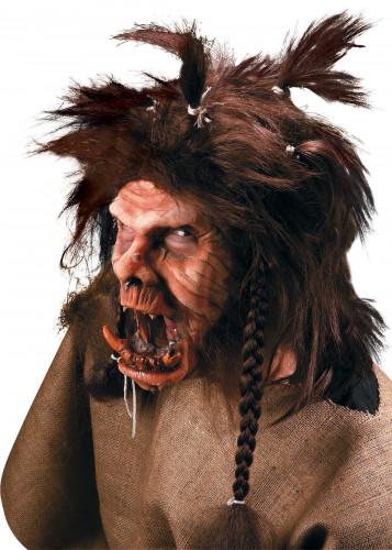 Halloween Troll-Schminke für Erwachsene