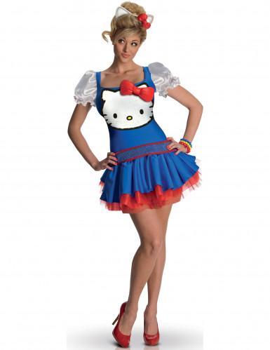 Hello Kitty™ Katzen-Kostüm für Erwachsene