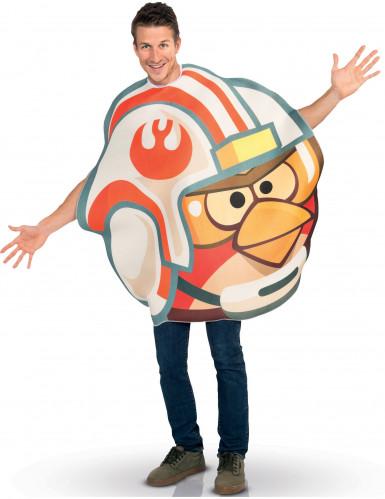 Luke X-Wing Angry Birds™-Kostüm für Erwachsene