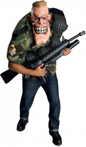 Big Bruizer Militär-Kostüm für Herren