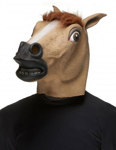 Pferde-Maske für Erwachsene