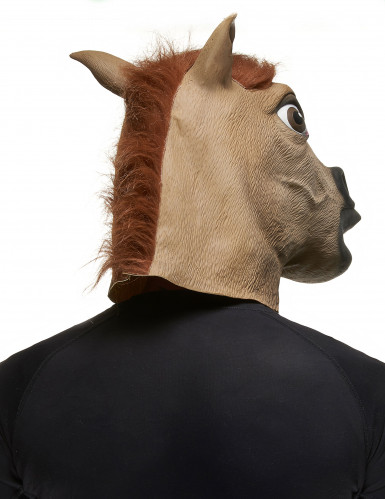 Pferde-Maske für Erwachsene-1