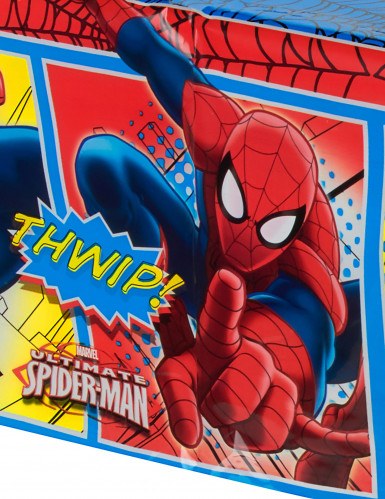 Plastiktischdecke Spiderman™ Comic-1