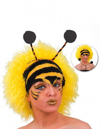 Bienen-Perücke für Erwachsene