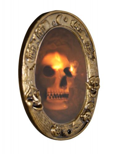 Halloween Spiegel mit Animation- und Sound-Effekte-1