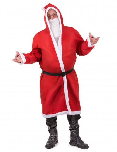 Klassisches Weihnachtsmann-Kostüm für Erwachsene