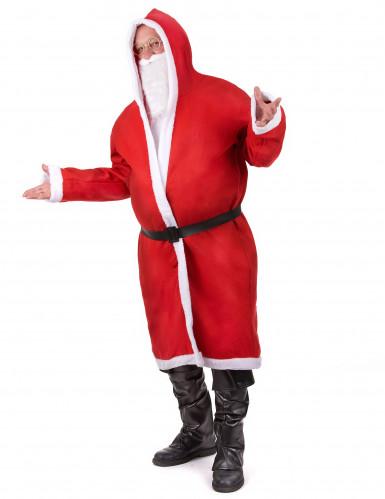 Klassisches Weihnachtsmann-Kostüm für Erwachsene-1