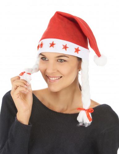 Leuchtende Weihnachts-Mütze für Erwachsene-1