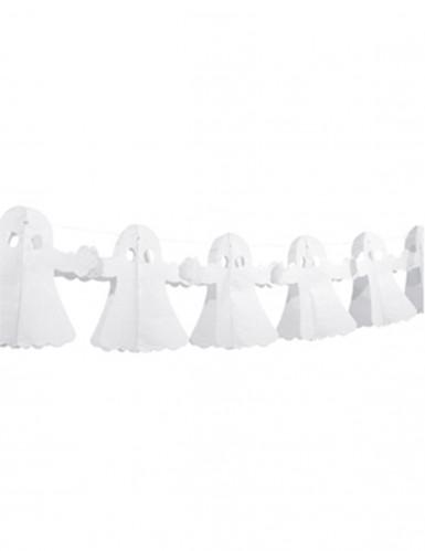 Geister-Girlande für Halloween