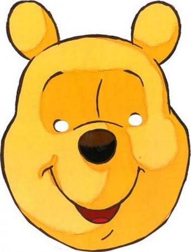 Winnie Puuh™ Pappmaske