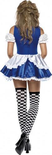 Waldprinzessin Kostüm für Damen-1