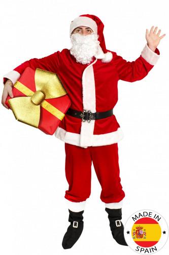Premium - Santa Claus Kostüm Deluxe für Erwachsene