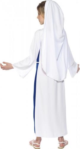 Weihnachtliches Maria-Kostüm für Mädchen-2